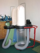 click to see enlarged Dust Collector - Other